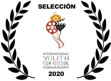 International Logo: Children and Youth Film Festival Plasencia Encorto