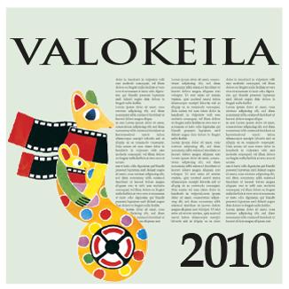 Valokeila 2010 -kansikuva